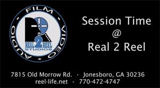 Session Time @ Real 2 Reel – Mic'ing a guitar amp – Pt 2
